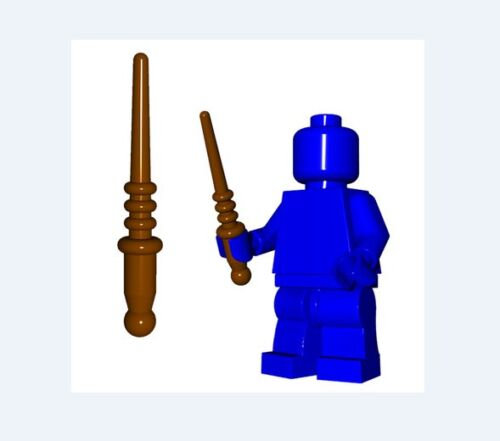 Magic wand for Lego Minifigures accessories