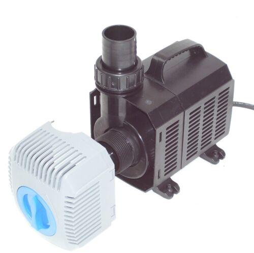 55037 Teichpumpe SuperECO 10000l//h 63W  Bachlaufpumpe Filterpumpe Teich Wasser