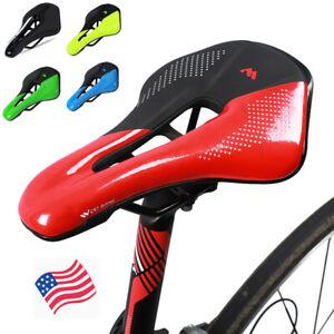 Bicycle Bike Cycle Saddle Road Mountain Gel Pad Extra Comfort Soft Cushion Seat