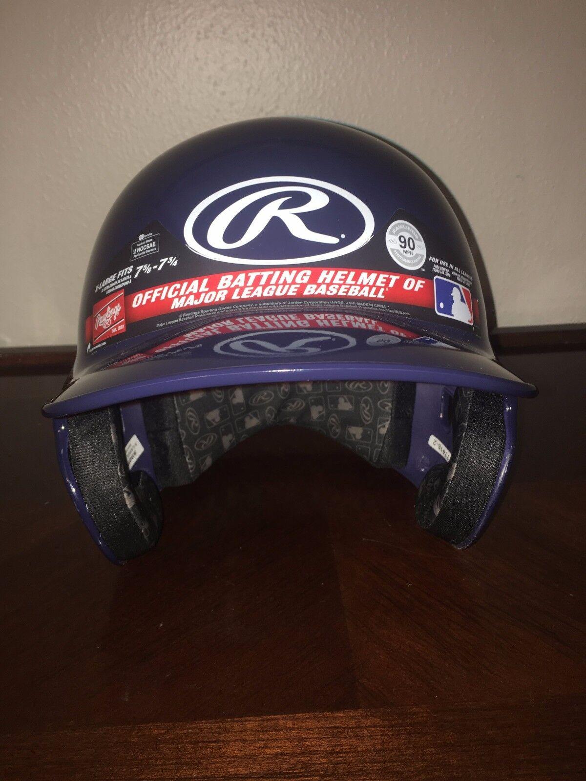 Rawlings Adult 90 MPH Performance Batting Helmet Size X-Large