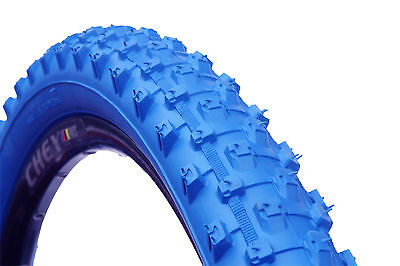 1 PAIR 2 TYRES MOUNTAIN BIKE MTB TYRES TIRES 27.5 X 2.10 ALL RED LS218
