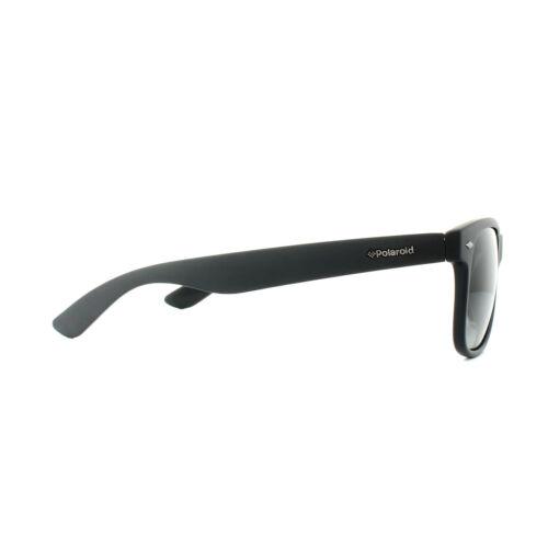 Polaroid Sunglasses PLD 1015//S DL5 LB Matt Black Smoke Grey Gradient Polarized