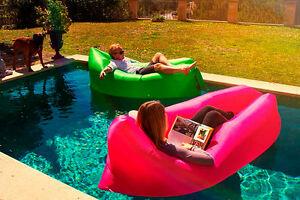 Colchoneta hinchable magica playa piscina camping jardin for Colchonetas piscina decathlon