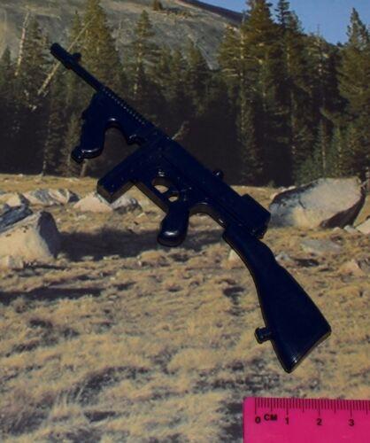UNPAINTED PROTOTYPE TEST SHOT VINTAGE ACTION MAN 40th LOOSE THOMPSON S.M.G