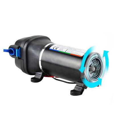 12V 17L//min Wasserpumpe Druckpumpe Pumpe Membranpumpe für Yacht Wohnwagen Garden