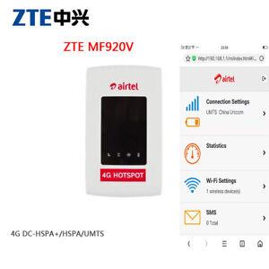 Unlocked 4g modem NEW ZTE MF920V 4G Wi-Fi Modem Pocket WiFi Router
