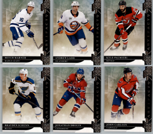 2019-20-Upper-Deck-Artifacts-Hockey-Base-Set-Cards-Choose-Card-039-s-1-100