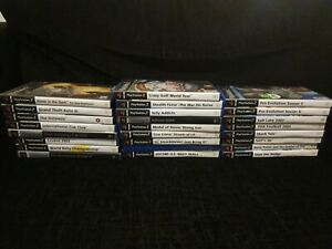 PS2-GAMES-JOB-LOT-PLAYSTATION-2-GAMES-BUNDLE-25x-PS2-GAMES-TESTED-amp-WORKING