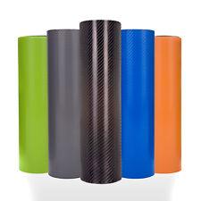 Black 4d Carbon Fibre Vinyl Wrap Airbubble Free All Colours 152 Metre Sizes