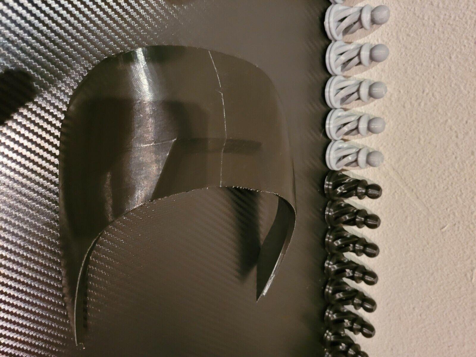 3 d print iron man helmet do it yourself DIY kit you can wear