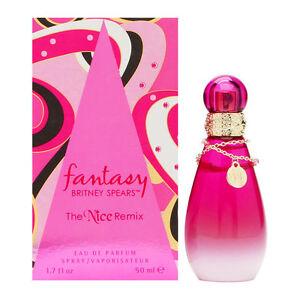 Fantasy The Nice Remix Britney Spears By Britney Spears Eau De Parfum Spray 1.7 Oz