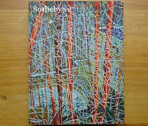 Sotheby's London 07/03/18 Contemporary art evening auction  *364 pag.**