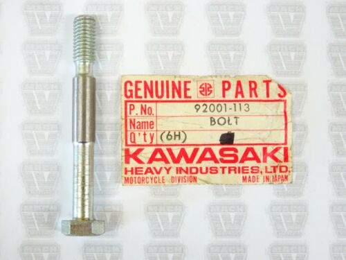 Kawasaki NOS NEW 92001-113 Spark Advancer Bolt Z1 KZ KZ1000 KZ900 LTD 1973-81
