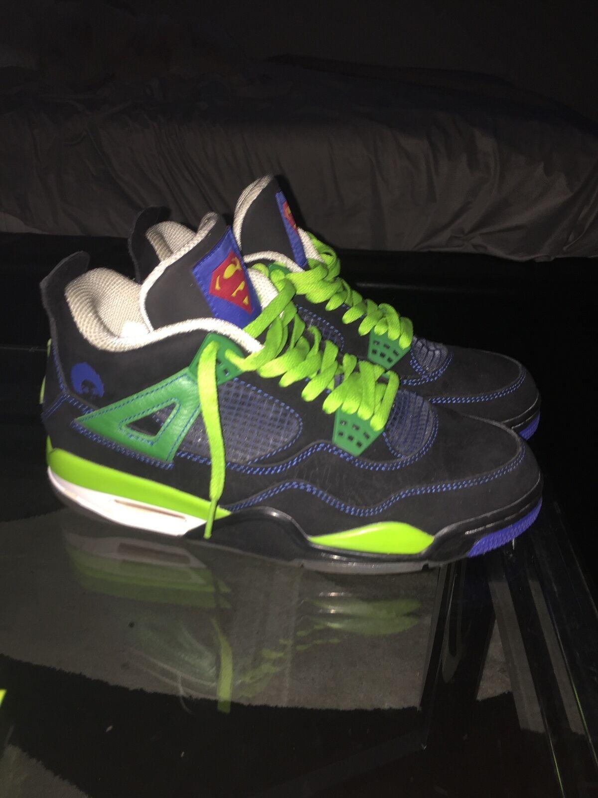 Dornbecher 4s Jordans, size 9.5 original all