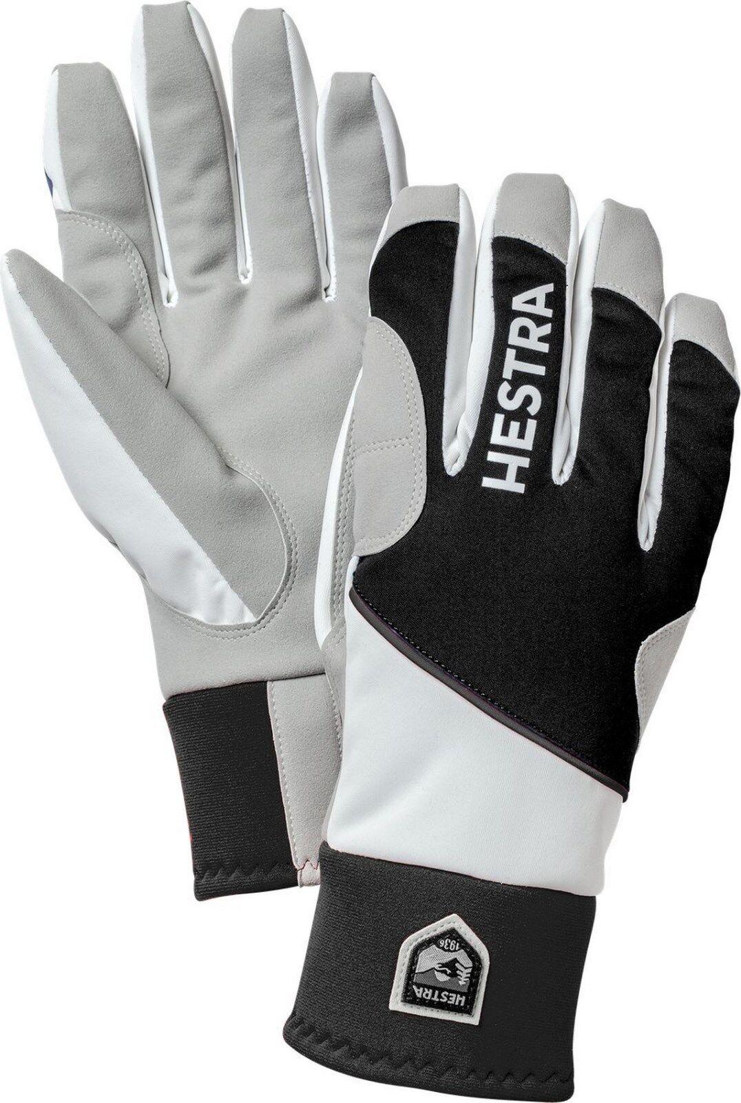 Hestra a campo traviesa guantes Comfort tracker  5 guante  nuevo   envío gratis