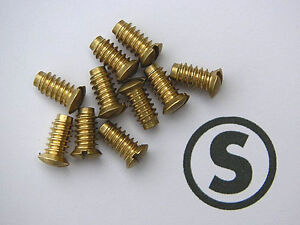 STROMBERG  40,48,97,81,LZ Throttle & Choke Screws! 9586K