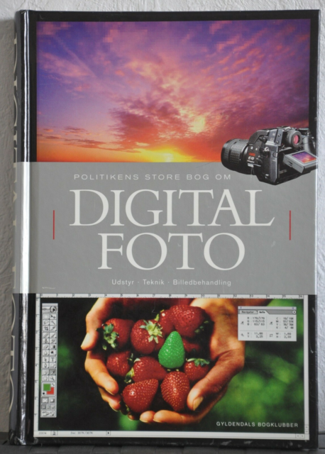 Digital foto, Tom Ang, emne: film og foto, Politikens store…