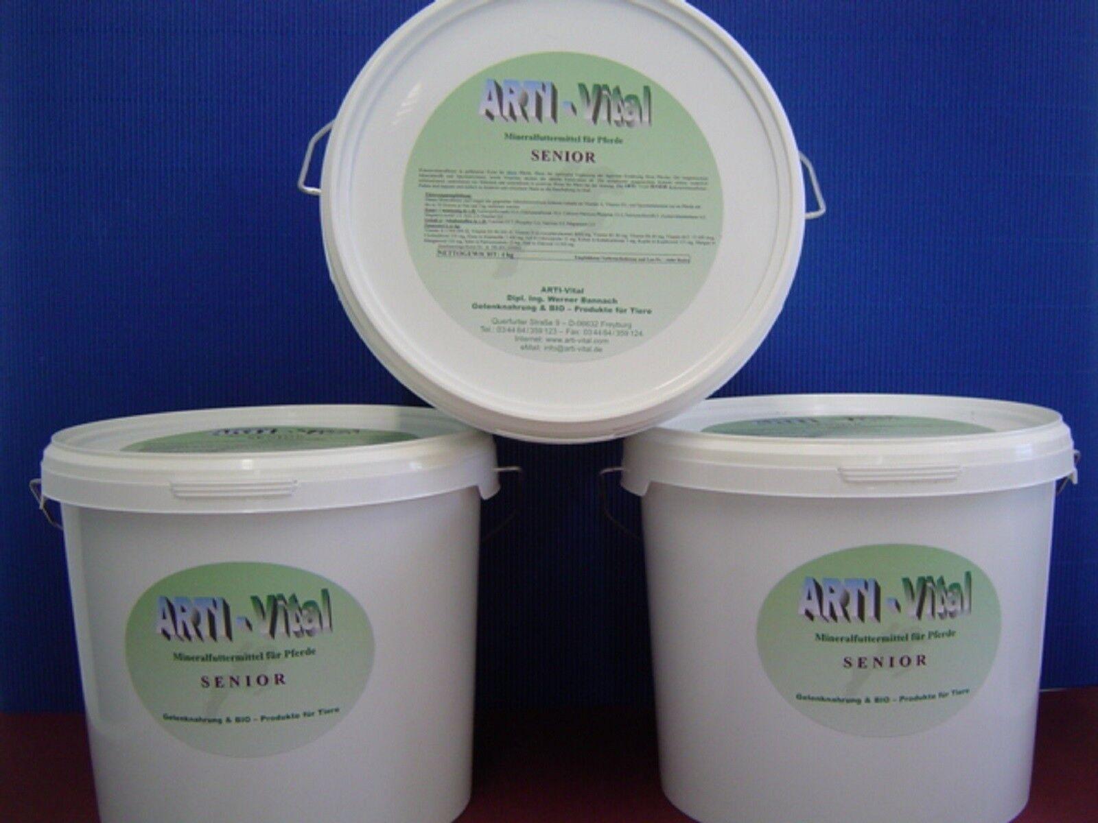 Mineralfutter Mineralfutter Mineralfutter  SENIOR  - 20 kg 4b88e0