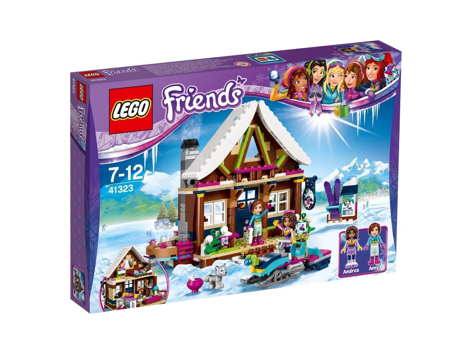 41319 Kakaowagen /& 0.-€ Versand /& NEU /& OVP ! LEGO® Friends Wintersport