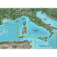 Garmin Bluechart G2 Hxeu012r - Italy West Coast - Microsd/sd
