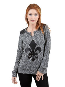 Sweater-French-Terry-with-Fleur-de-Lis-patchwork