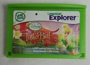 LeapFrog-Explorer-Disney-Fairies-Tinker-Bell-amp-the-Lost-Treasure-Learning-Game