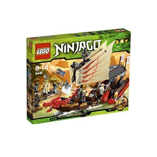 Lego Ninjago Destiny's Bounty (9446) Nuevo Sellado fromj Japón