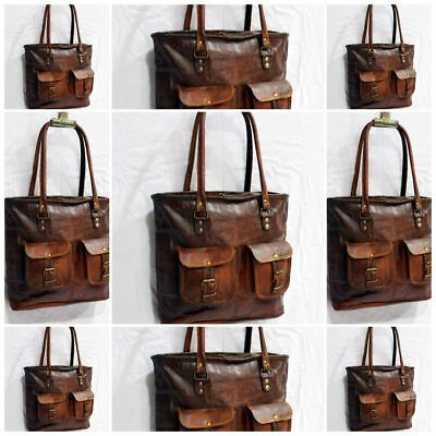 Fashion Womens Leather Shoulder Bag Satchel Hand Tote Messenger Bags Handbag 5p