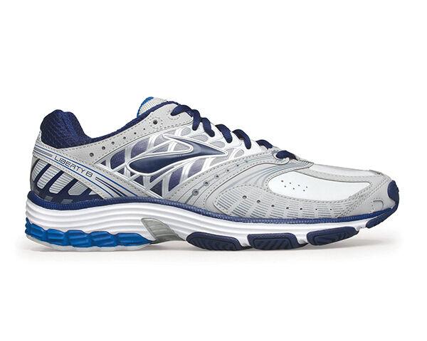 Brooks Liberty 8 Para Hombre Crosstraining Zapatos (cuero) (D) (065)   ahorrar