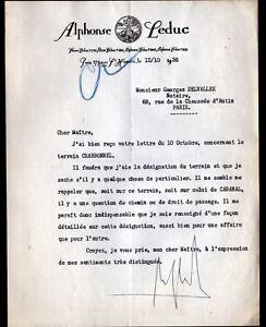 PARIS-I-HARMONIES-amp-FANFARES-de-MUSIQUE-MILITAIRE-034-Alphonse-LEDUC-034-en-1936