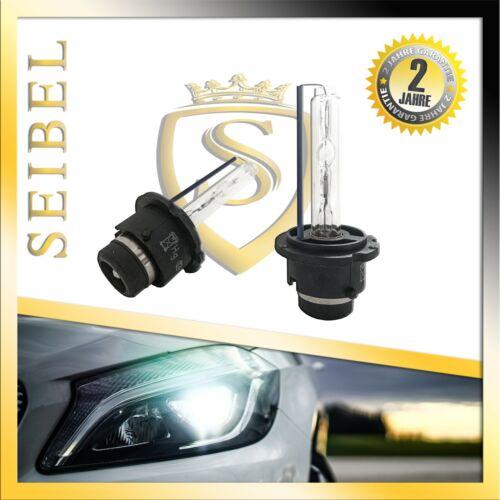 2er SET D2S 8000K Xenon Brenner Birne Lampe Scheinwerfer Lampe E-Prüfzeichen 3