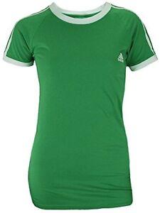 le maniche corte 3 strisce adidas base esatta tee t - shirt, 3