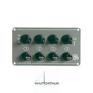PANNELLO-ELETTRICO-4-INTERRUTTORI-ORIZZONTALE-BARCA-NAUTICA-OSCULATI-1470700