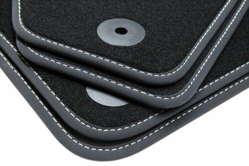 Exclusive Fußmatten für Audi A7 4G C7 Sportback S-Line Bj 2010-2018