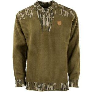 Mossy Oak GameKeeper Chill Cutter Sweater