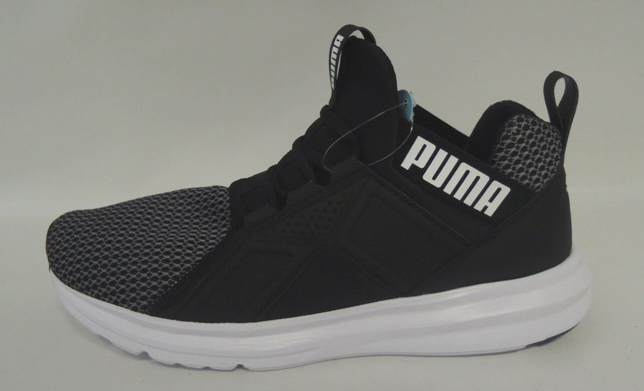 NEU Puma Enzo Shift 44 Socken Schuhe Sneaker 189506-03 Herren Boots black