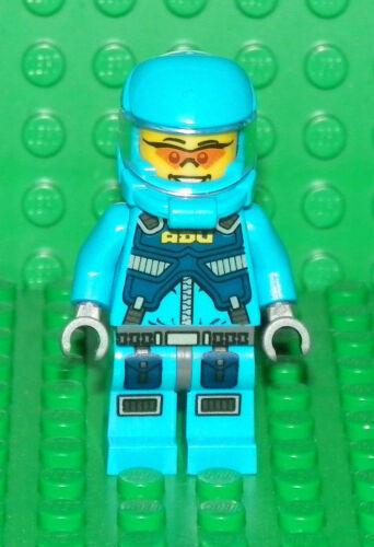 LEGO Alien Conquest Mini Fig Alien Defense Unit Soldier 1 Mini Figure