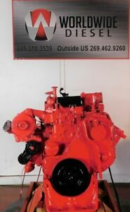 1999-Cummins-ISB-Diesel-Engine-230HP-Approx-241K-Miles-All-Complete