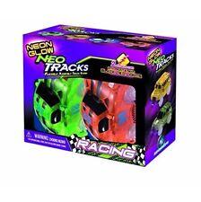 Mindscope Neon Glow Twister Tracks Neo Tracks LIGHT UP (5LED) VEHICLES Race Cars