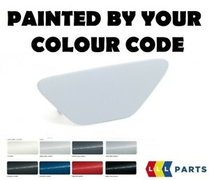 Bmw New F10 F11 M Sport Left Headlight Washer Jet Cap Painted By
