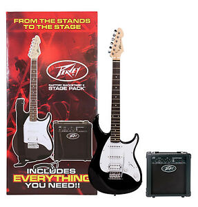Peavey-Raptor-Backstage-II-Stage-Pack-Red-Free-Shipping-NEW