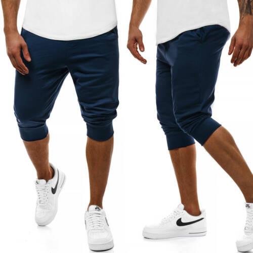 KURZHOSE Shorts Jogging Sport Shorts Bermuda Fitness OZONEE mad//2436 Hommes