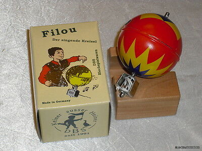 """Spielzeug Sonstige Sonnig Blechkreisel """"filou"""" Hell In Farbe"""
