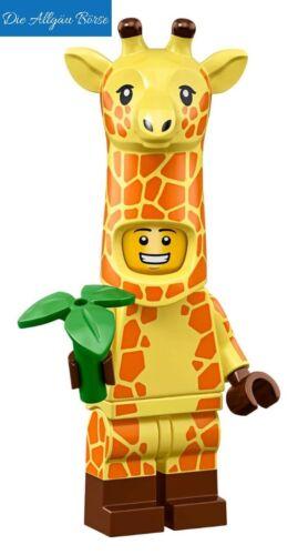 Lego 71023 The Lego Movie 2 Giraffen Typ Minifigur Sammelfigur Neu