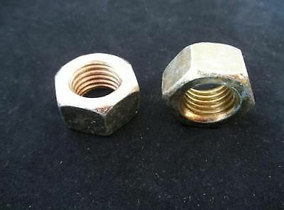 20900009 Lot of 50-3//4-10 hex nut