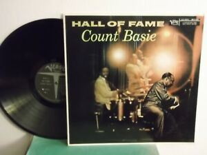 Count-Basie-Verve-034-Hall-Of-Fame-034-US-LP-mono-1958-swing-jazz-classic-Mint