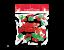 Snowman Santa MERRY CHRISTMAS Gel Window Stickers Xmas Party Door Decorations