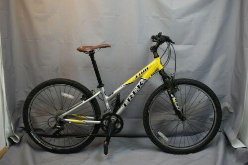 "2004 Trek 3700 MTB Bike 13/"" X-Small Hardtail Shimano V-Brakes Trigger US Charity"