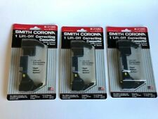 Smith Corona Lift Off Correcting Cassette H Series H21060 H21560 Lot Of 3 New