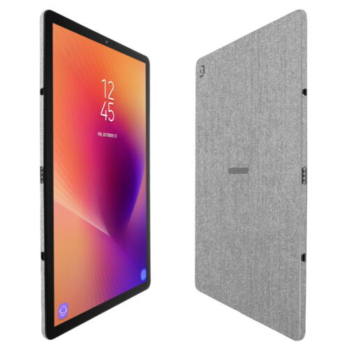 """Skinomi Brushed Aluminum Skin Cover for Samsung Galaxy Tab S5e 10.5/"""", SM-T725"""